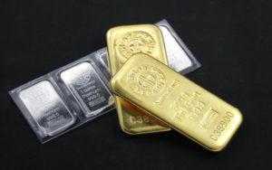 黄金和白银与1976年惊人相似